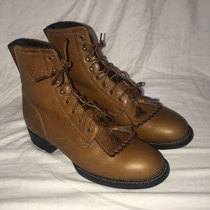 Ariat Cobalt boots